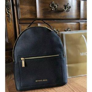 $298 Michael Kors Jessa Backpack Handbag MK Bag